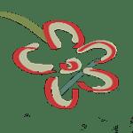 Mini Logo Blume