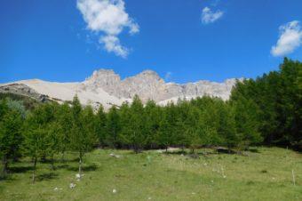 Verlassene Dörfer der Haute Provence