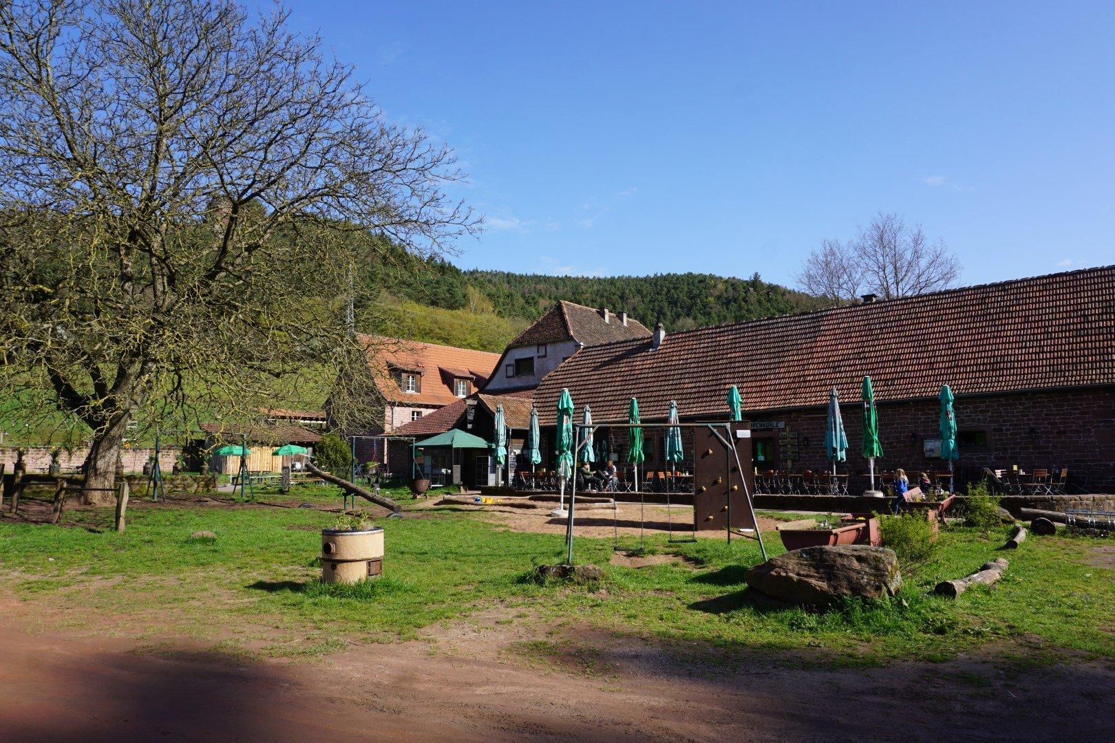 Bärenbrunnerhof