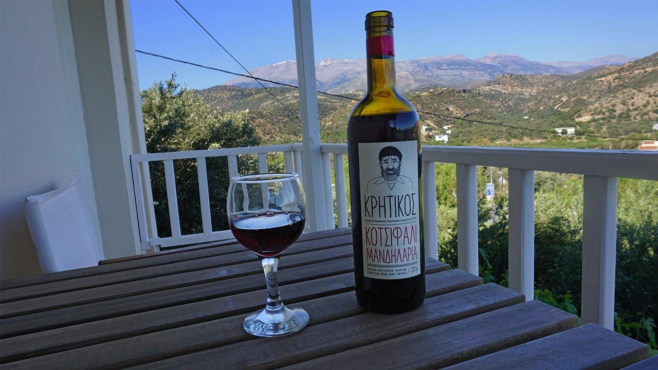 Kretischer Wein