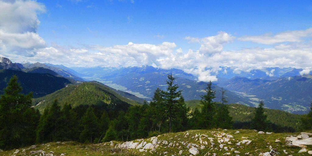 Berge I Aussicht