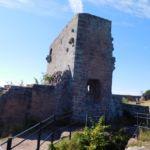 Burgruine Lindelbrunn Turm